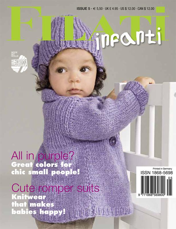 Смотреть журналы по вязанию со схемами