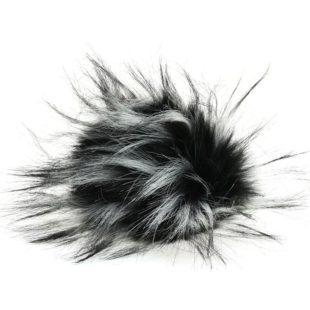 Fake Fur Pompom Natural | 05