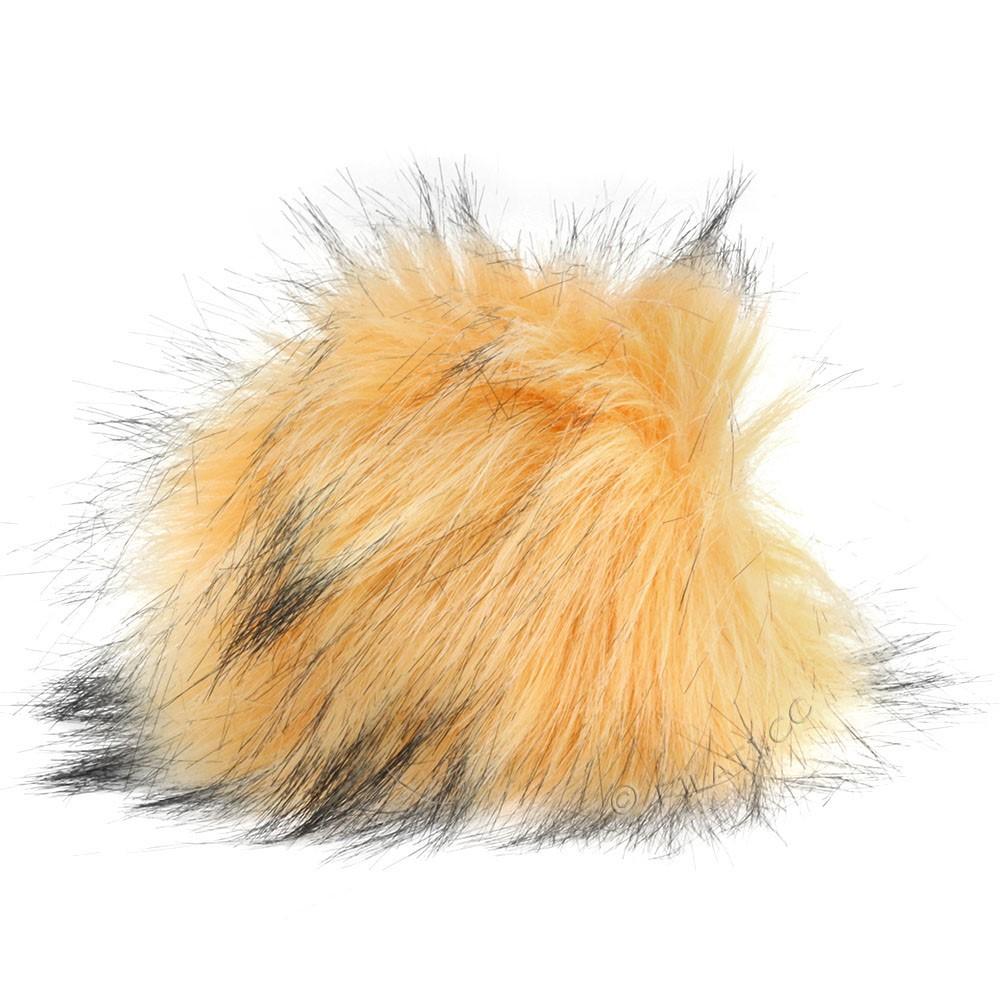 Fake Fur Pompom Color | 104-peach