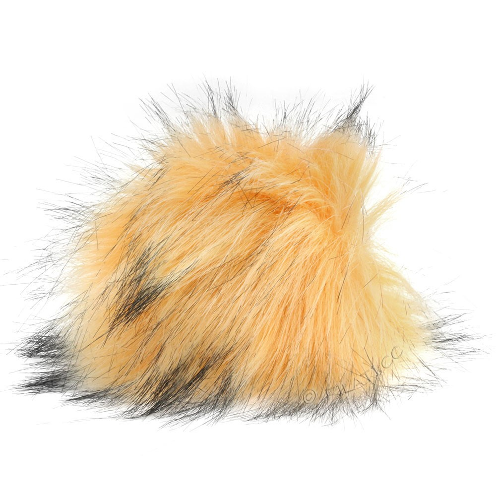 Fake Fur Pompom Color