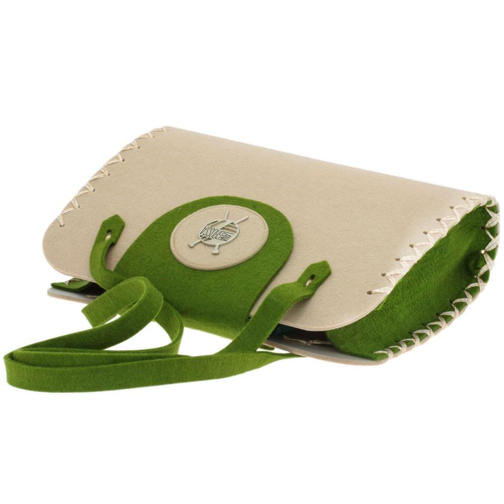 Handbag Country Style   01-beige/green