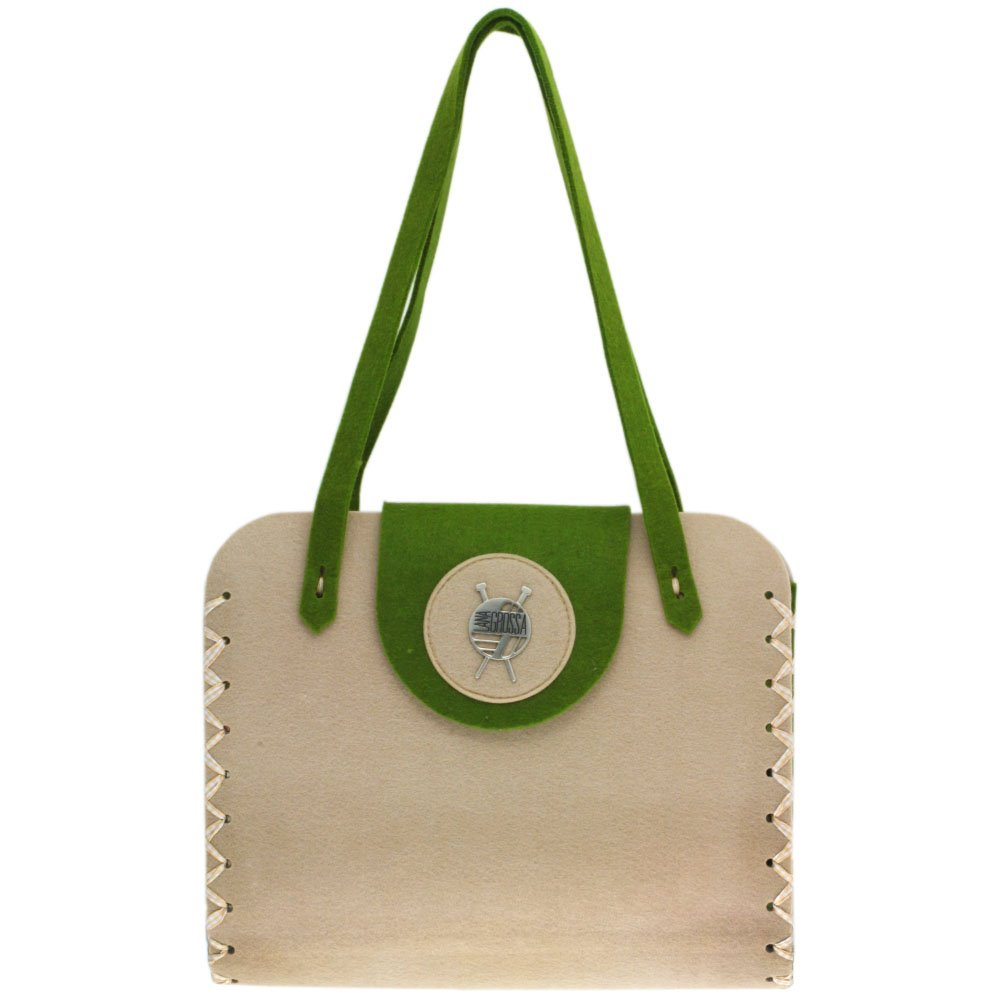Lana Grossa Handbag Country Style