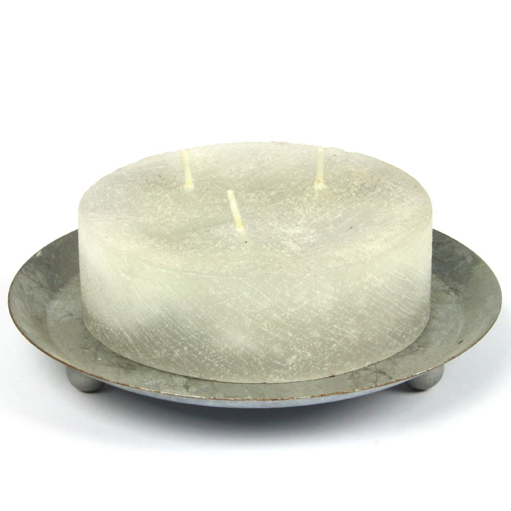 Lana Grossa CANDLE ON PLATE 29600