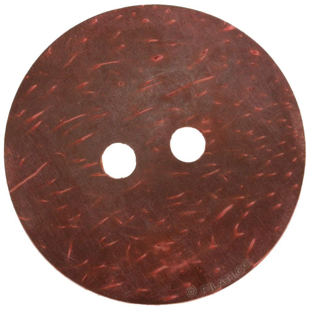 BUDKE 65/37mm | 580-red/brown