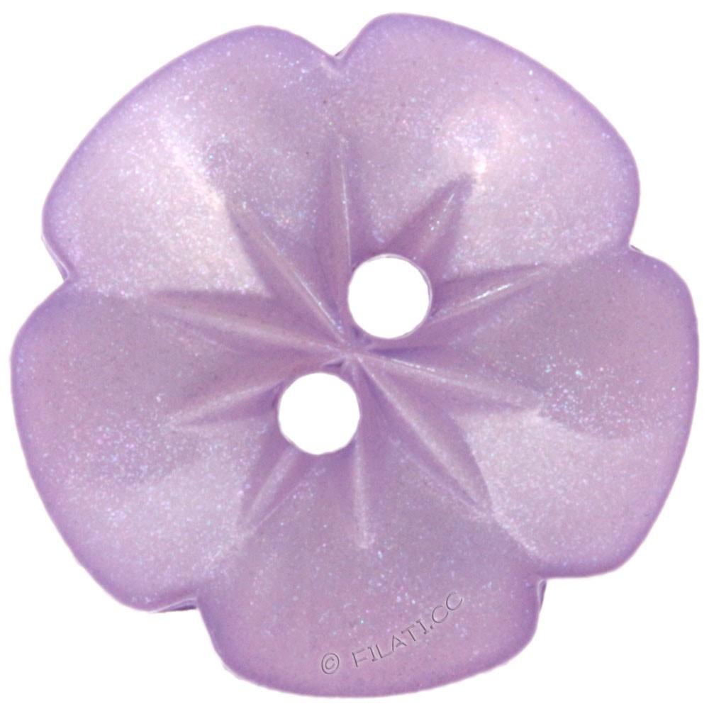 UNION KNOPF 26533/15mm | 60-lilac
