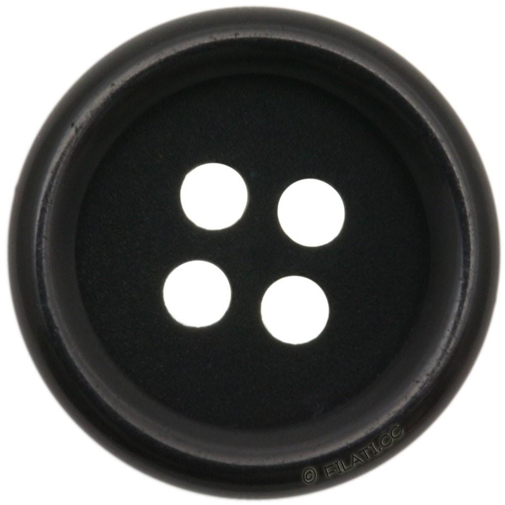 UNION KNOPF 27090/15mm | 80-black