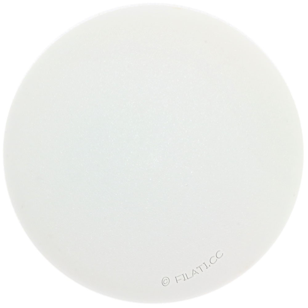 UNION KNOPF 34988/25mm   12-white