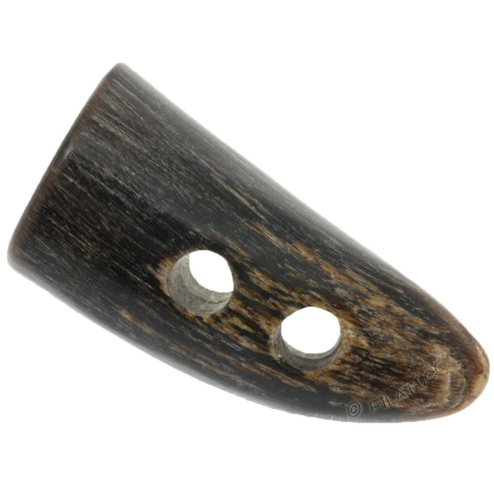 UNION KNOPF 35579/36mm | 22-dark brown mottled