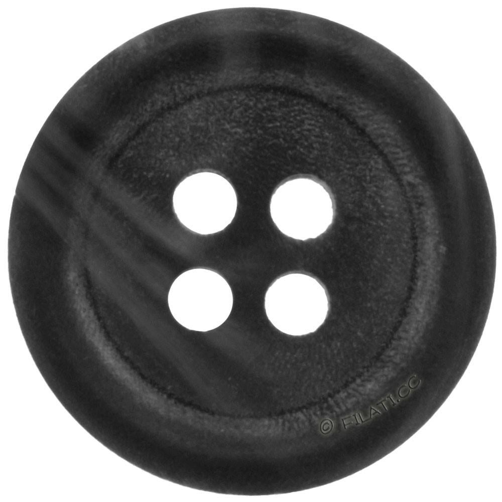 UNION KNOPF 36428/15mm | 80-black