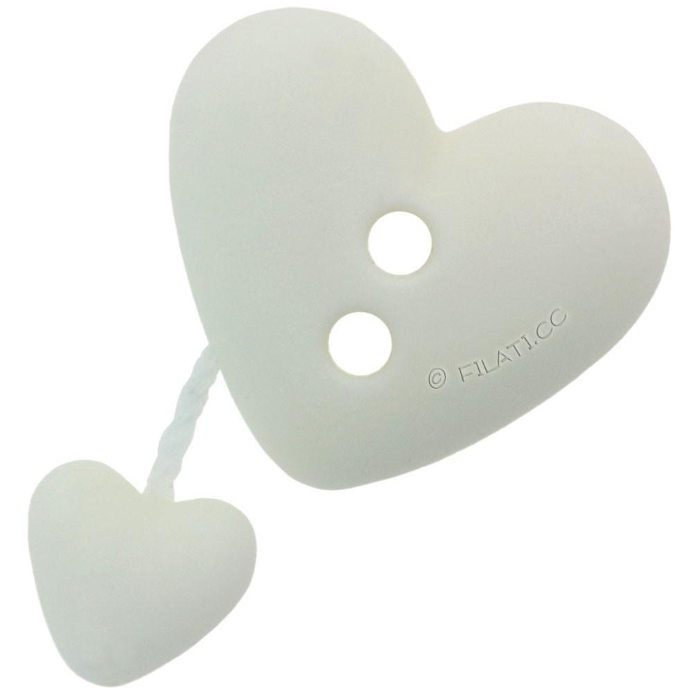 UNION KNOPF 39907/18mm | 12-white
