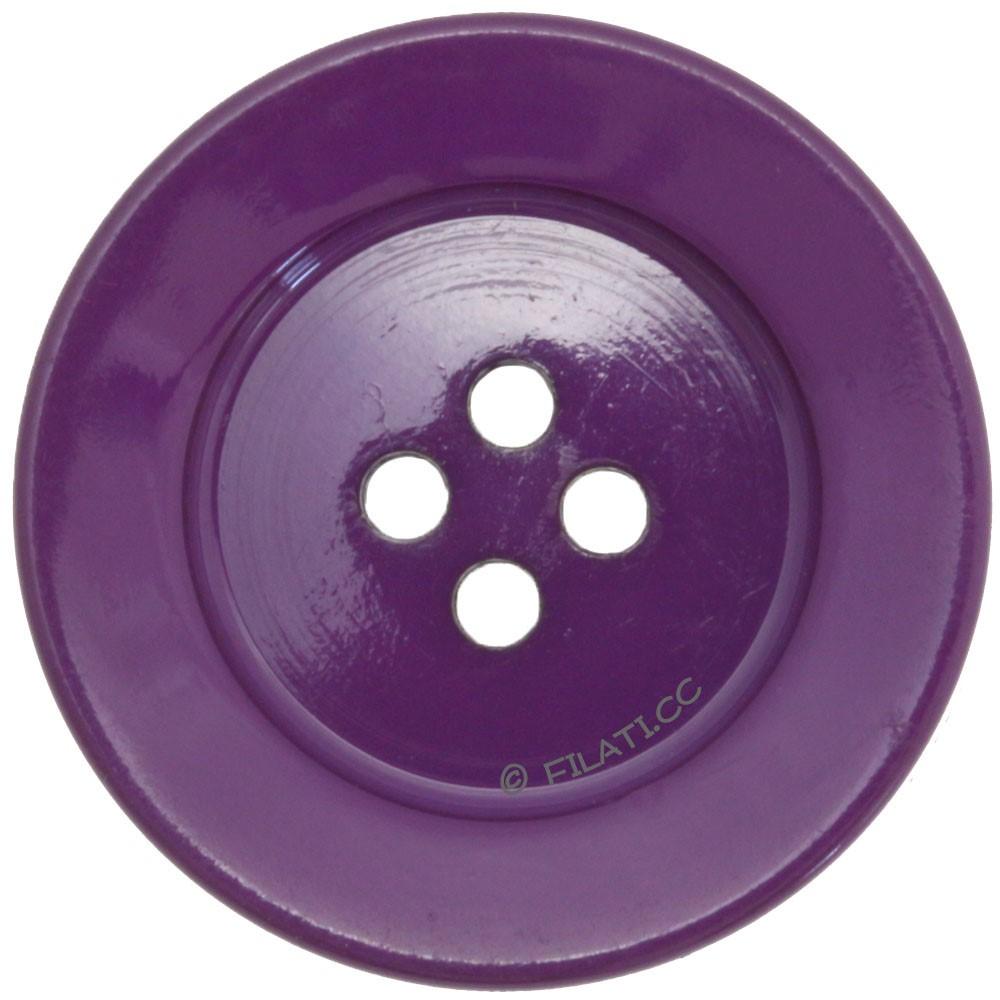UNION KNOPF 40719/25mm | 62-lilac