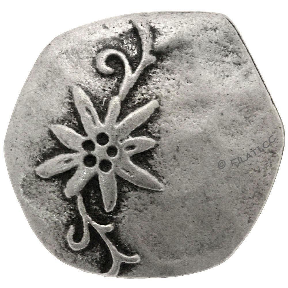 UNION KNOPF 41440/18mm | 83-silver