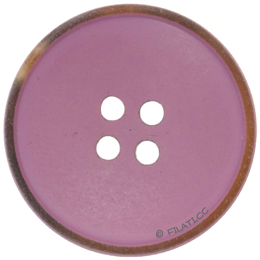UNION KNOPF 450233/25mm | 56-purple