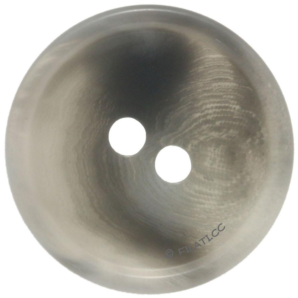UNION KNOPF 450964/18mm | 76-light-/dark gray mix