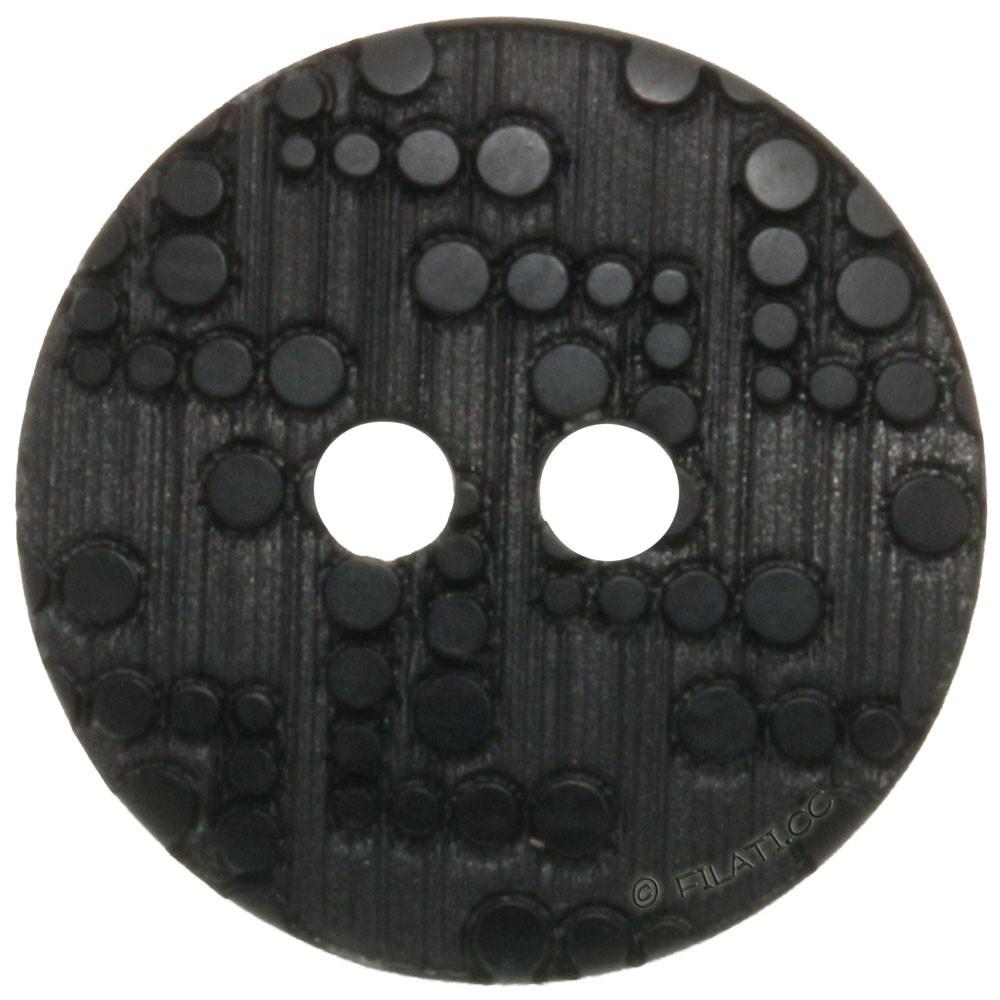 UNION KNOPF 451295/15mm | 80-black