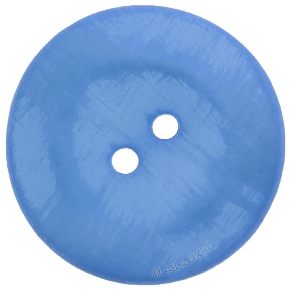 UNION KNOPF 451439/23mm | 70-light blue mottled