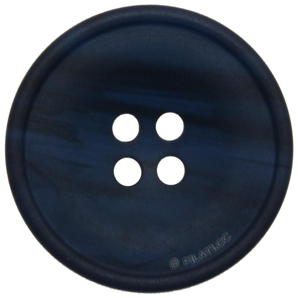 UNION KNOPF 451497/23mm   68-navy