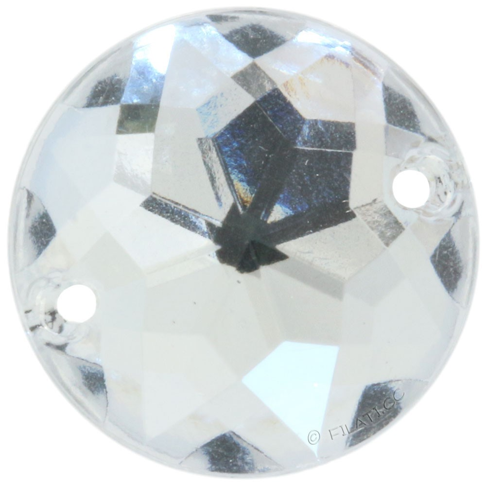 UNION KNOPF 451701/13mm | 10-transparent
