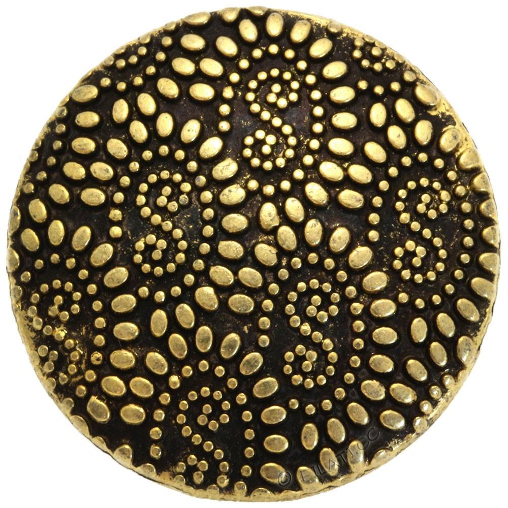 UNION KNOPF 451733/23mm | 85-golden