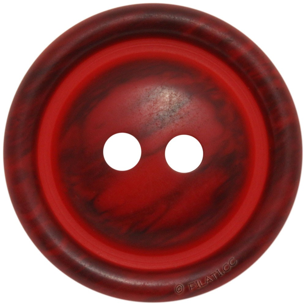 UNION KNOPF 451967/20mm | 48-red