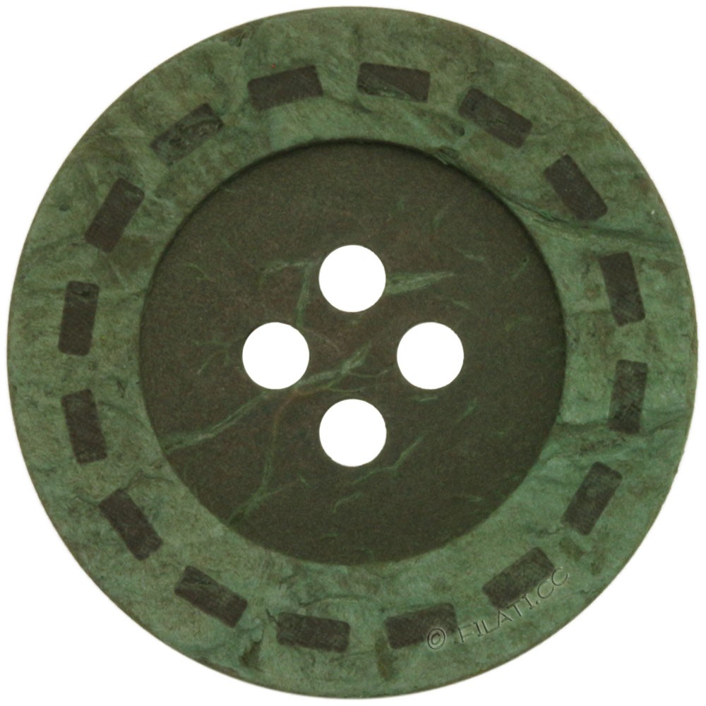 UNION KNOPF 451976/25mm | 28-green