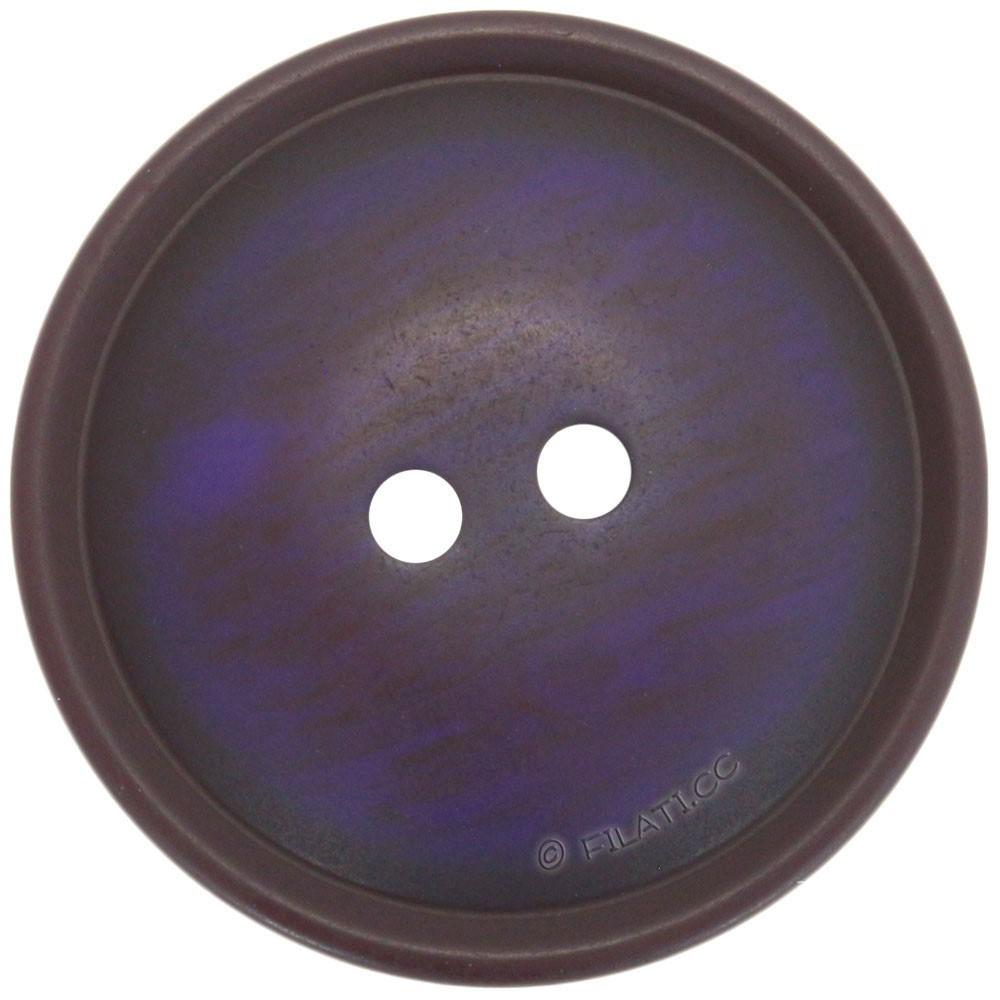 UNION KNOPF 452118/25mm | 62-violet mottled