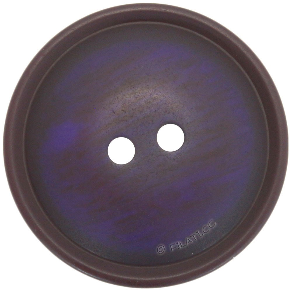 UNION KNOPF 452118/25mm   62-purple mottled