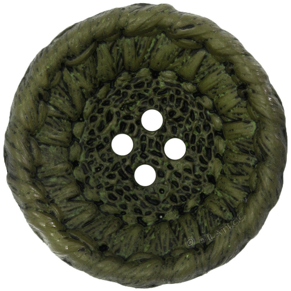 UNION KNOPF 452554/44mm | 36-olive