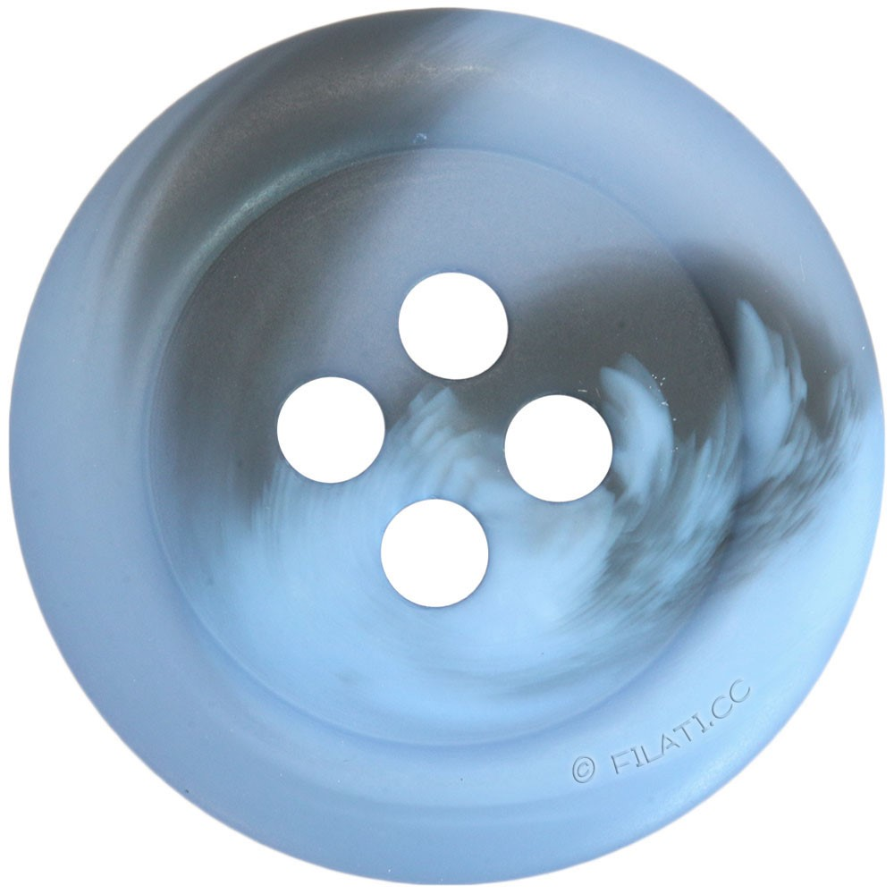 UNION KNOPF 452558/34mm | 66-dark blue mottled