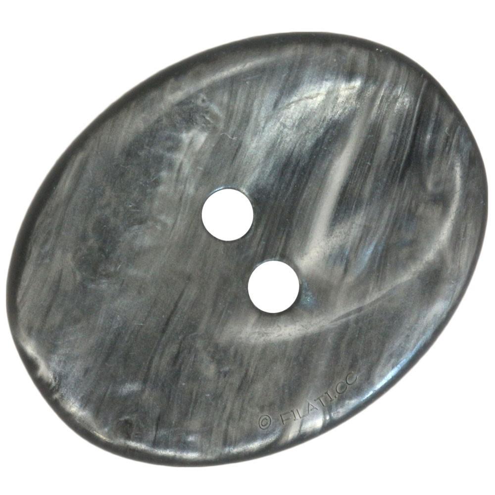 UNION KNOPF 452572/23mm | 76-dark gray