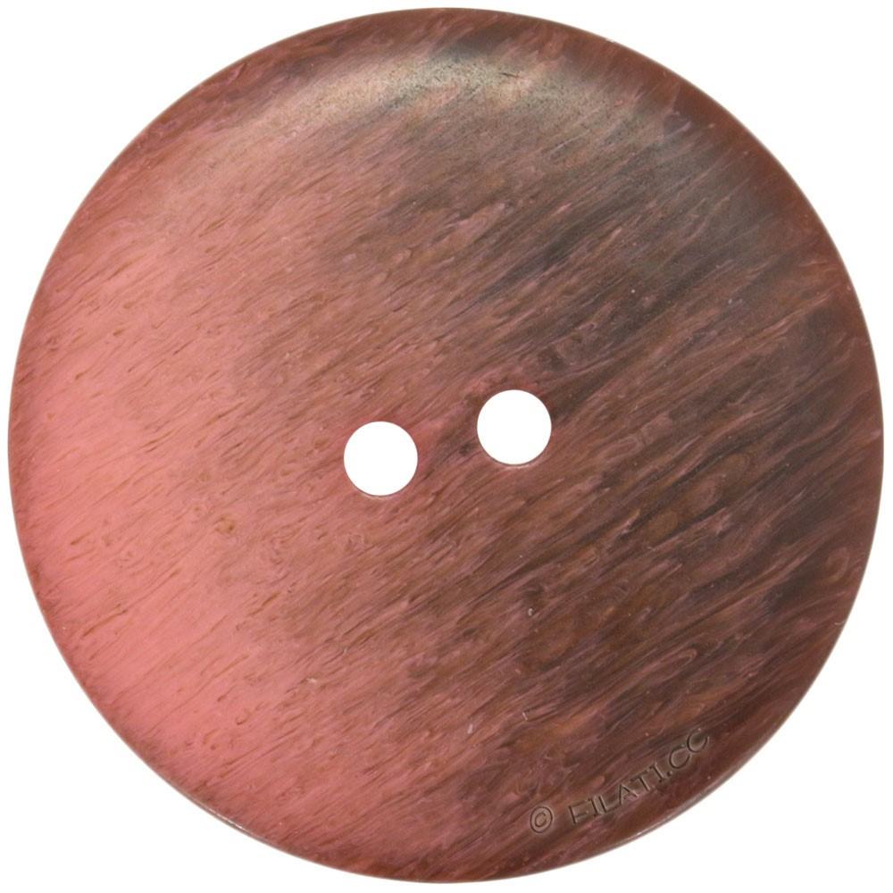 UNION KNOPF 452593/30mm | 56-antique pink/brown