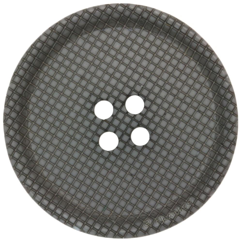UNION KNOPF 452697/25mm | 76-dark gray