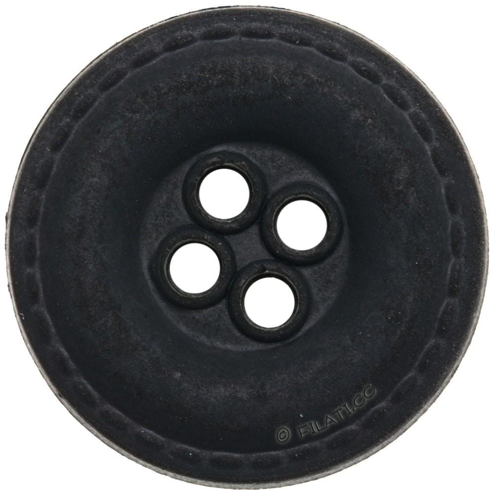 UNION KNOPF 452703/20mm | 80-anthracite