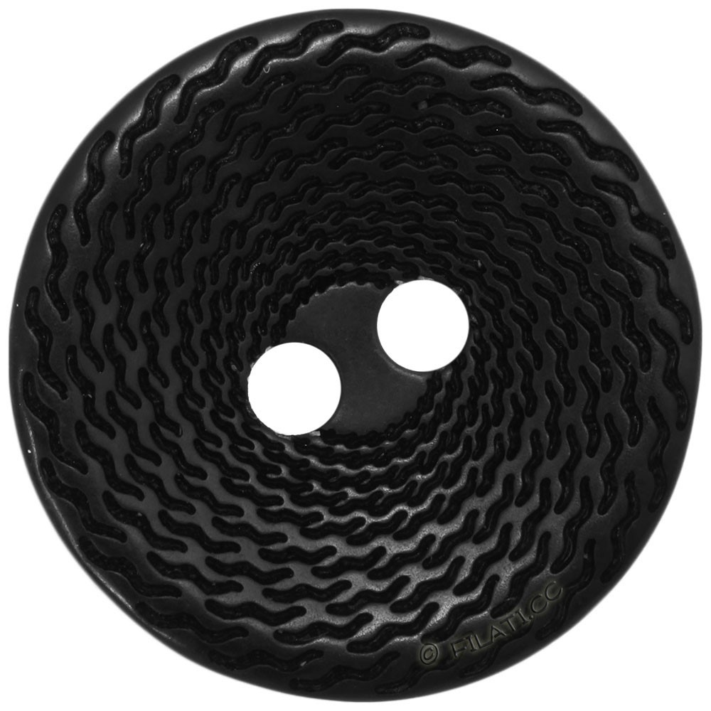 UNION KNOPF 452862/18mm | 80-black