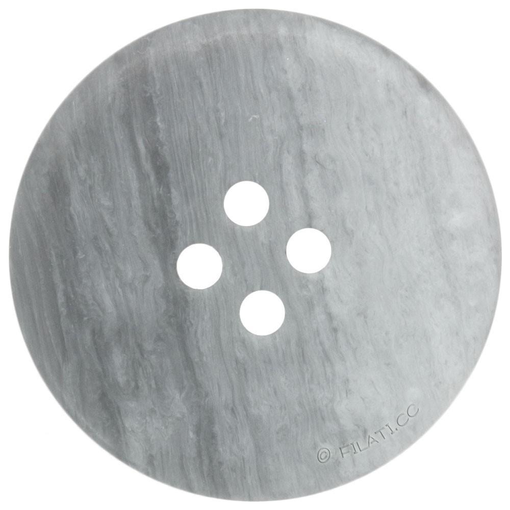 UNION KNOPF 452914/25mm | 74-light gray mottled