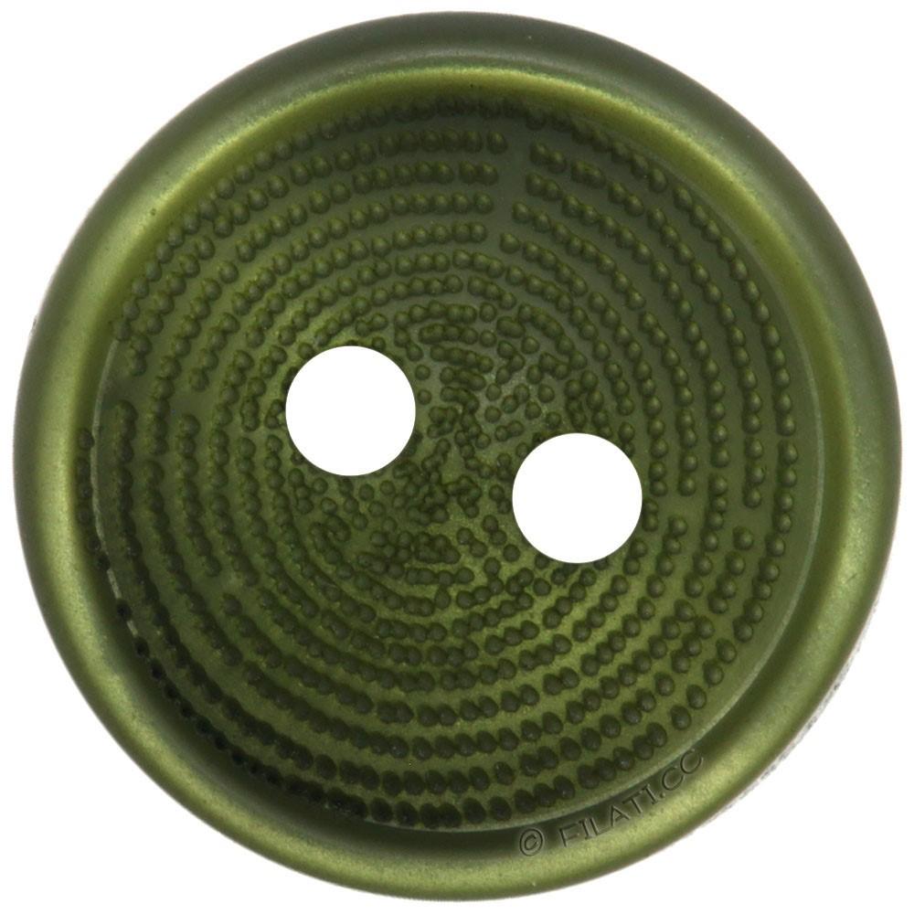 UNION KNOPF 452957/12mm | 34-green
