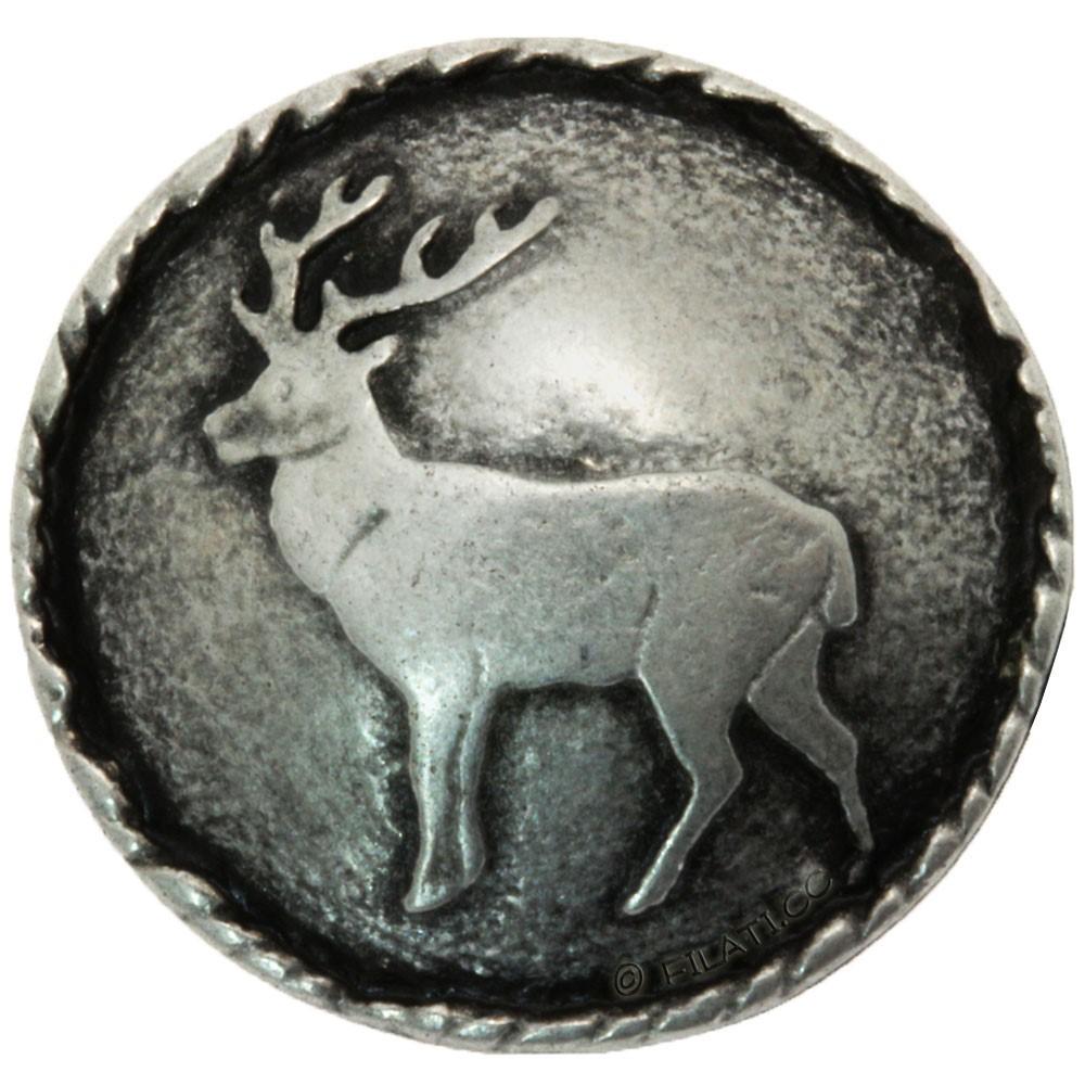 UNION KNOPF 45970/20mm | 83-silver