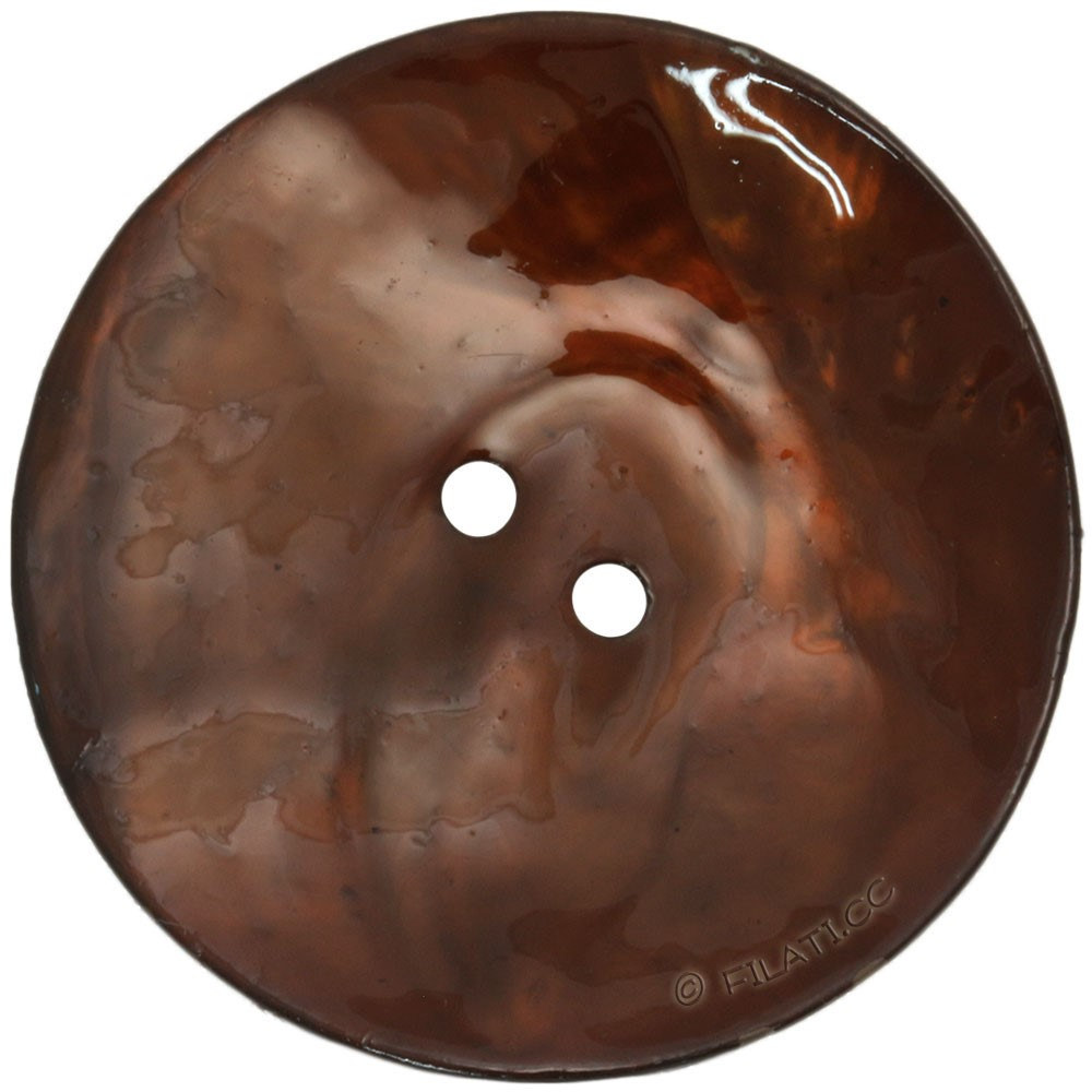 UNION KNOPF 46286/34mm | 22-brown