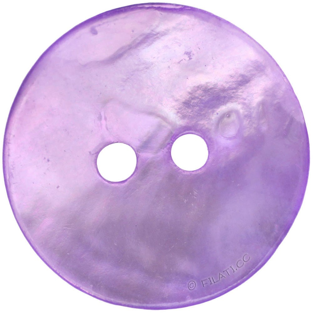 UNION KNOPF 46286/15mm | 60-purple
