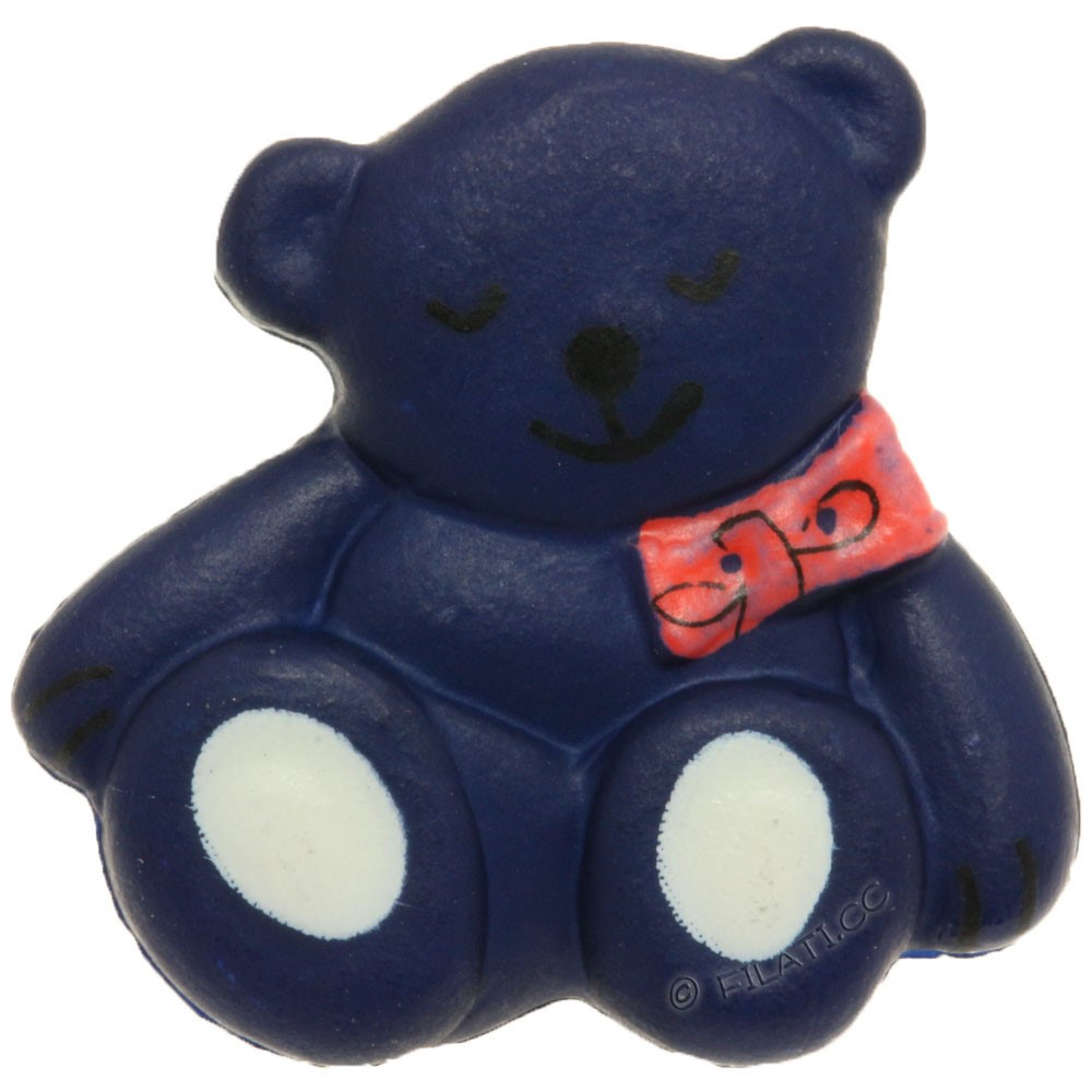 UNION KNOPF 46352/19mm | 68-dark blue