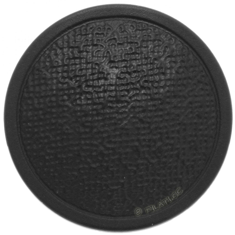 UNION KNOPF 46839/23mm | 80-black