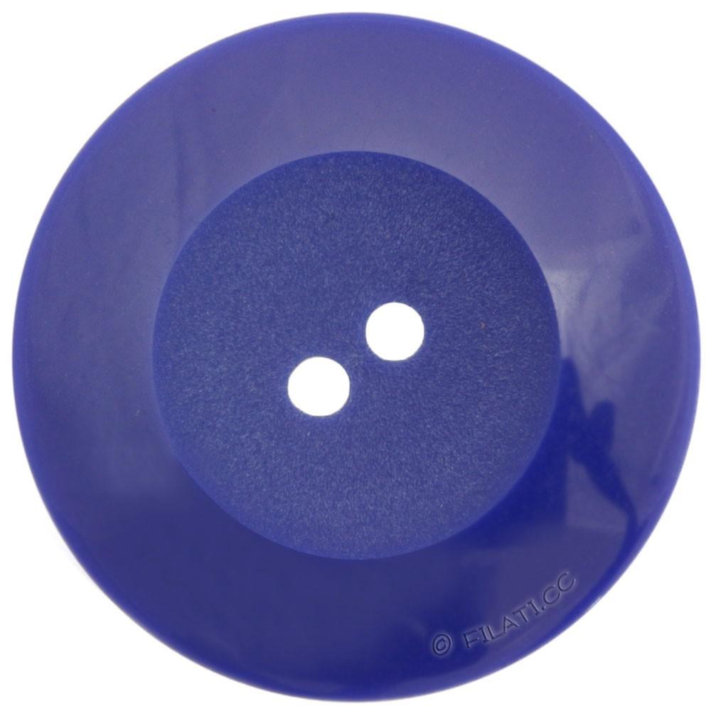UNION KNOPF 48598/27mm   66-cobalt blue
