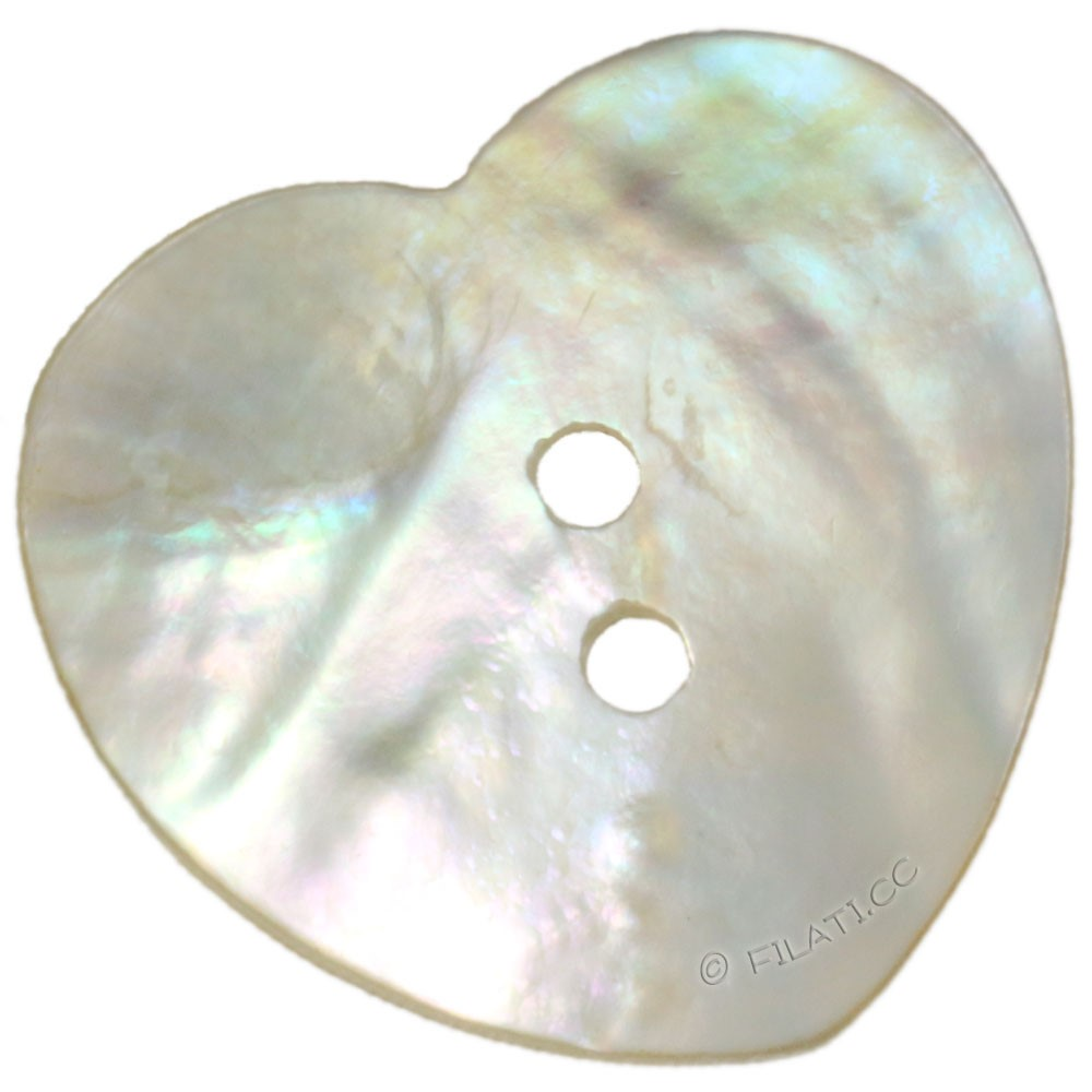UNION KNOPF 48601/25mm | 12-mother of pearl
