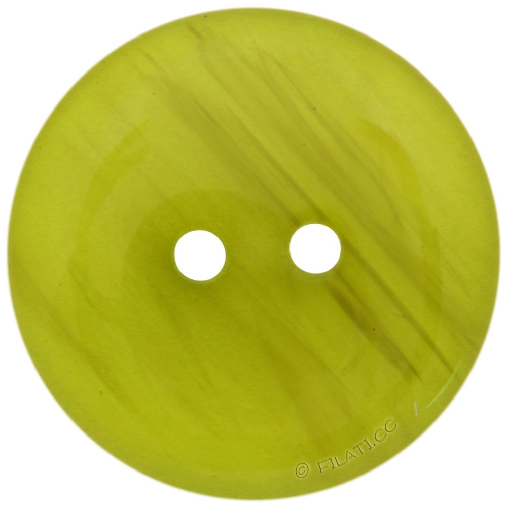 UNION KNOPF 49063/18mm | 34-yellow