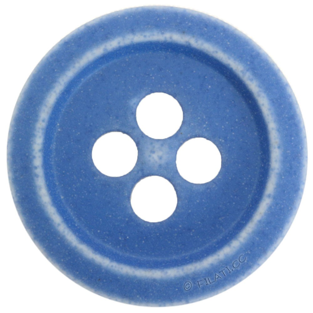 UNION KNOPF 49739/20mm | 70-blue