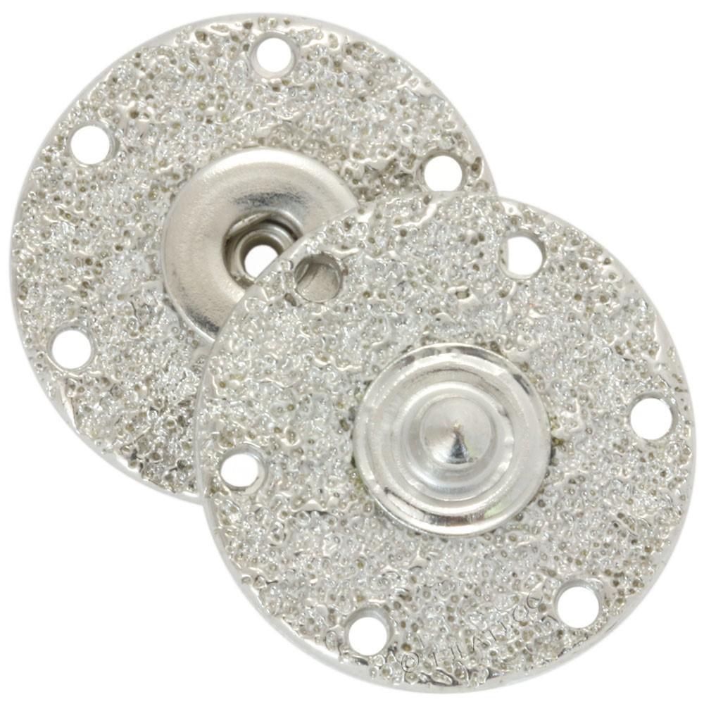 UNION KNOPF 500449/18mm | 82-silver