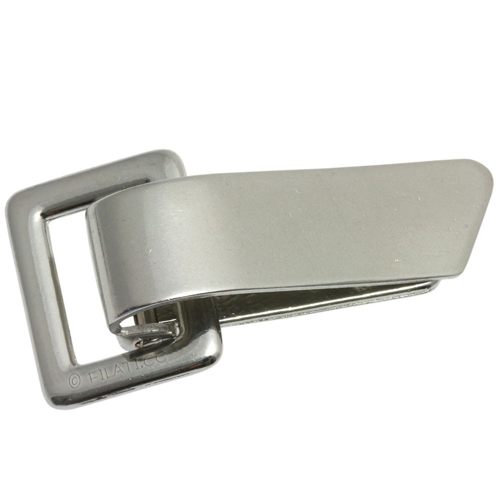 UNION KNOPF 500483/25mm   82-silver
