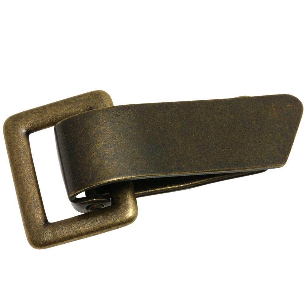 UNION KNOPF 500483/25mm   851-antique gold