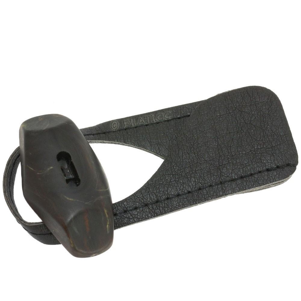 Dufflecoat closure 500673/8,5cm | 80-black