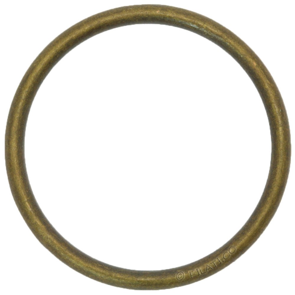 Brassring 55442/30mm | 851-brass